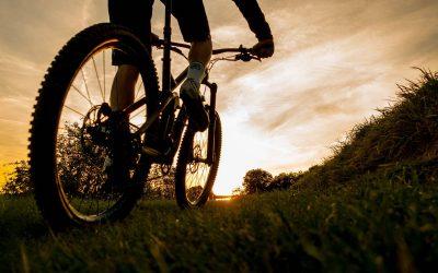 Mountainbike toertocht