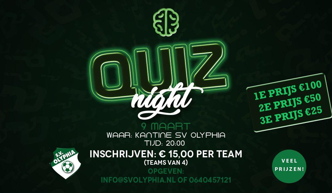 Quiznight S.V. Olyphia